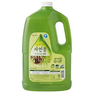 [전단상품]LG 자연퐁 솔잎, 3.04L