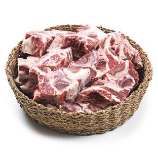 [전단상품]냉동 한우 잡뼈(탕용), 100g(2kg단위로판매)