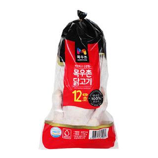 [전단상품]목우촌 닭고기 통닭12호, 1100g