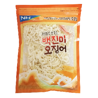 [전단상품]북강릉농협 백진미 오징어, 300g
