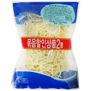 금영식품 조미찢은 오징어, 150g*2봉