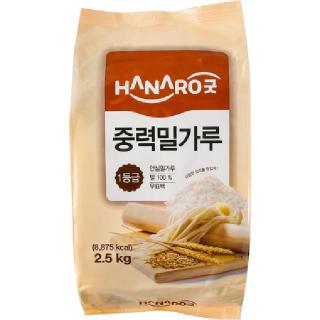 HANARO굿 중력밀가루, 2.5kg