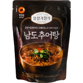 청정원 남도추어탕 450g, 450g(1~2인분)