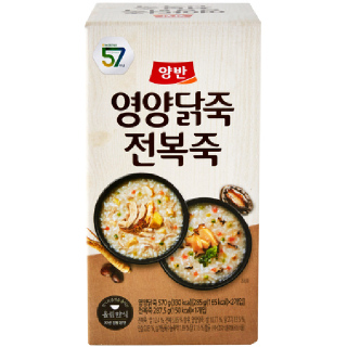 동원 양반 영양닭죽 + 전복죽 기획, 1개
