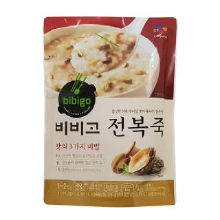 씨제이 비비고 전복죽, 450g(1~2인분)