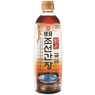 샘표 맑은 조선간장 , 930ml