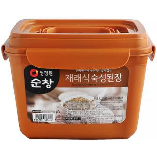대상 청정원 순창 재래식 숙성된장, 4.8kg