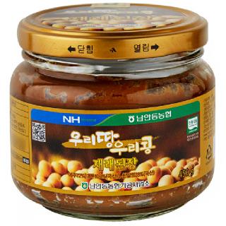 남안동농협 재래된장, 450g