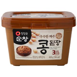 대상 청정원 순창 콩된장, 450g