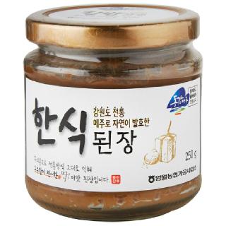 영월농협 한식된장, 250g