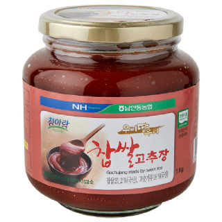 남안동농협 찹쌀고추장, 1kg