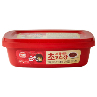 [전단상품]사조 해표 순창궁 새콤상큼 초고추장, 170g