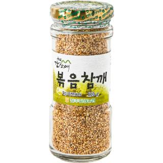 진주진양농협 우리강산애 볶음참깨, 110g