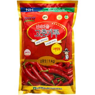 남안동농협 선비마을 고추장용 고춧가루 골드(보통맛), 2020년산, 1kg