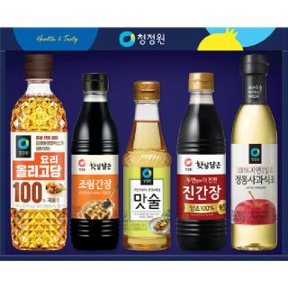 [10+1]대상 청정원 햇살담은간장 NH호, 1세트