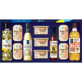 [10+1]대상 청정원 NH1호, 1세트