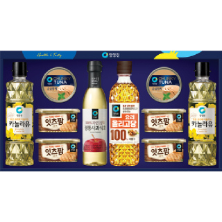 [10+1]대상 청정원 NH2호, 1세트