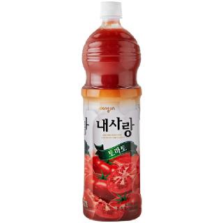웅진 내사랑 토마토, 1.5L