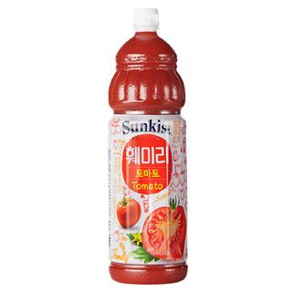 해태 썬키스트 훼미리 토마토, 1.5L