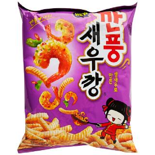 [전단상품]농심 깐풍 새우깡, 80g