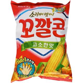 [전단상품]롯데 꼬깔콘 고소한맛, 120g