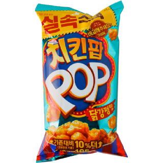 [전단상품]오리온 치킨팝 닭강정맛, 165g