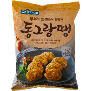 OKCOOK 동그랑땡, 1kg