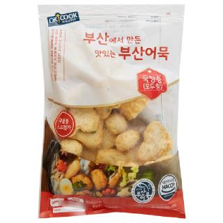 OKCOOK  부산어묵 국탕용(모두랑), 260g