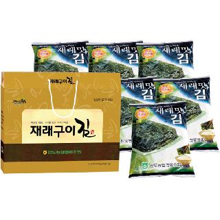 [10+1]재래 맛김세트, 1세트