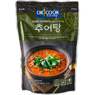 OKCOOK 추어탕, 500g(1~2인분)