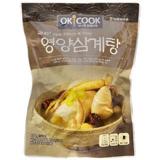 [온라인특가]OKCOOK 영양삼계탕, 850g