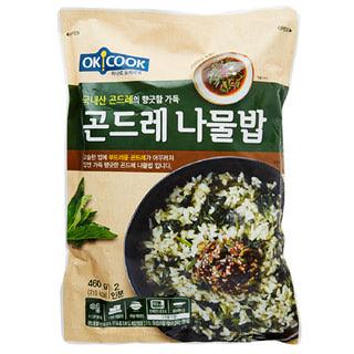 OKCOOK 곤드레 나물밥, 460g(2인분)