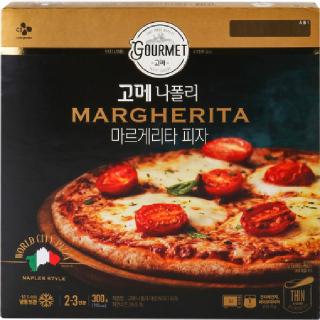 고메 나폴리 마르게리타 피자 300g, 300g