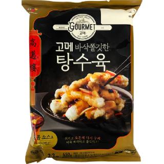 고메 바삭쫄깃한 탕수육 450g, 450g(2~3인분)