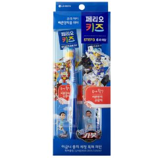 [전단상품]LG 페리오 키즈 헬로카봇 칫솔(3단계/6세이상), 2개입