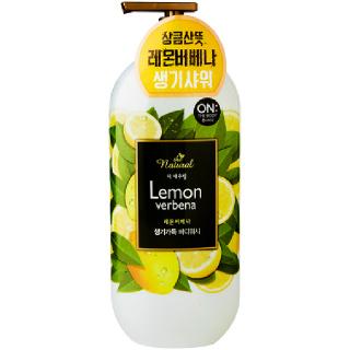 [전단상품][전단상품]LG 온더바디 더내추럴 레몬버베나 바디워시, 900g