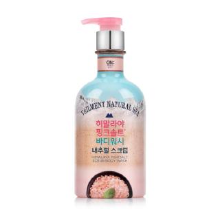 [전단상품]LG 온더바디 히말라야 핑크솔드 바디워시, 600g