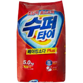 LG 수퍼타이 베이킹소다 플러스, 5kg