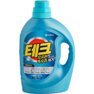 [전단상품]엘지 테크 호르몬특유취 제거(드럼용), 2.7L
