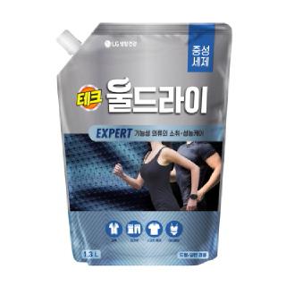 [전단상품]엘지 테크 울드라이 엑스퍼트 리필, 1.3L