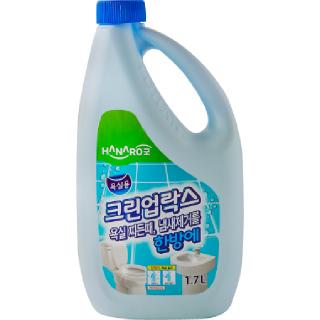 HANARO굿 크린업락스 욕실용, 1.7L